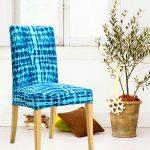 housses de chaise avec dossiers photo décoration