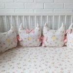 pare-chocs pour oreillers nouveau-nés