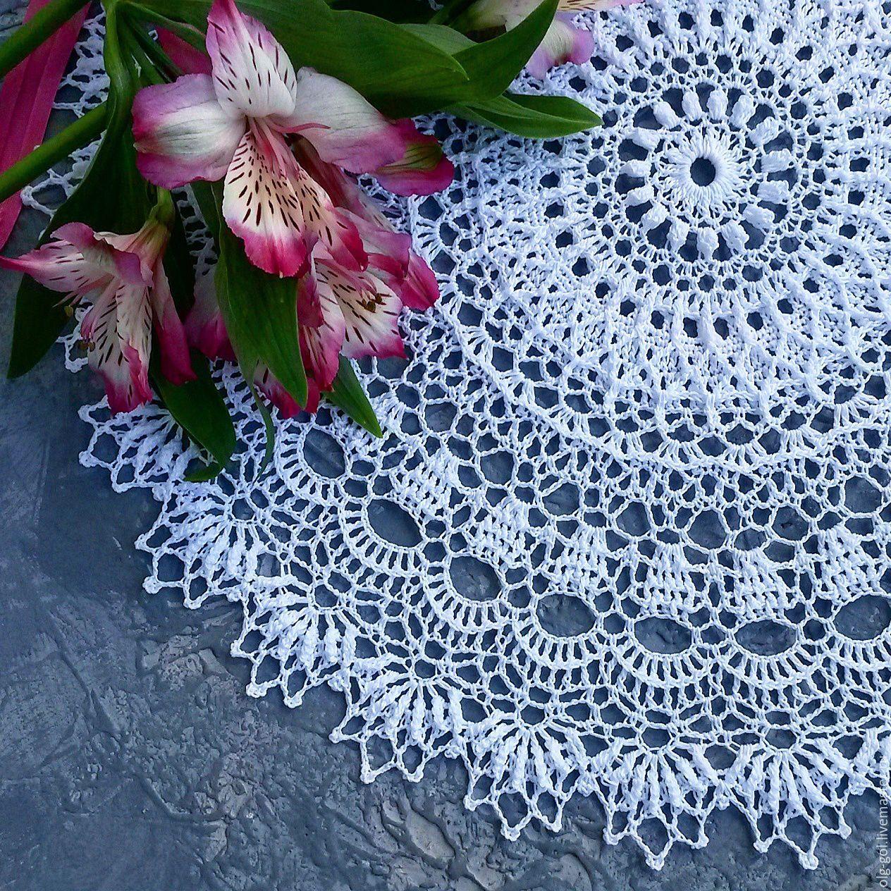 nappe en crochet