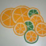 stand d'oranges chaudes
