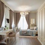 rideaux sur le ruban de rideau pour la chambre