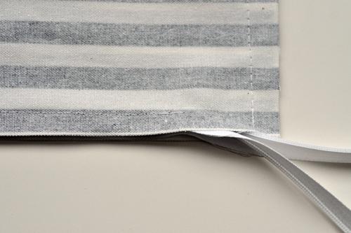Hoe een ritssluiting in de kussenhoes te naaien