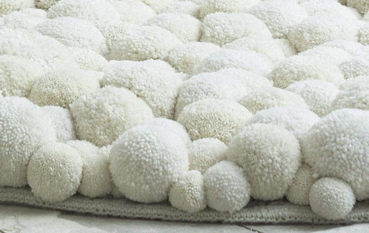 idées de conception de pompon mat