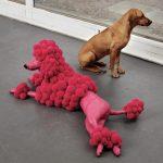 tapis fait d'idées de décor de pompons