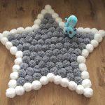 Idée de photo tapis de pompons