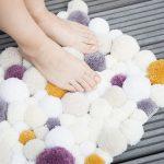 tapis de camomille