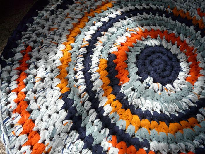 Idées de design de tapis de T-shirt