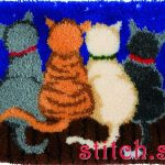 tapis broderie photo commentaires