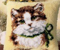 tapijt borduren foto-opties