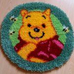 idées de décoration de broderie de tapis