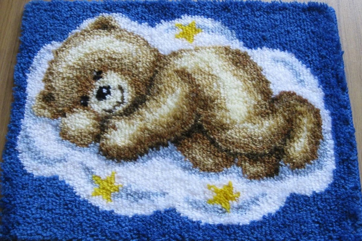 idées de photo de broderie de tapis