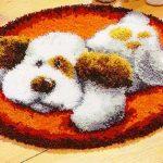 idées de conception de broderie de tapis