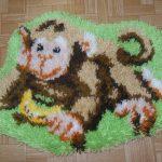 idées d'espèces de broderie de tapis