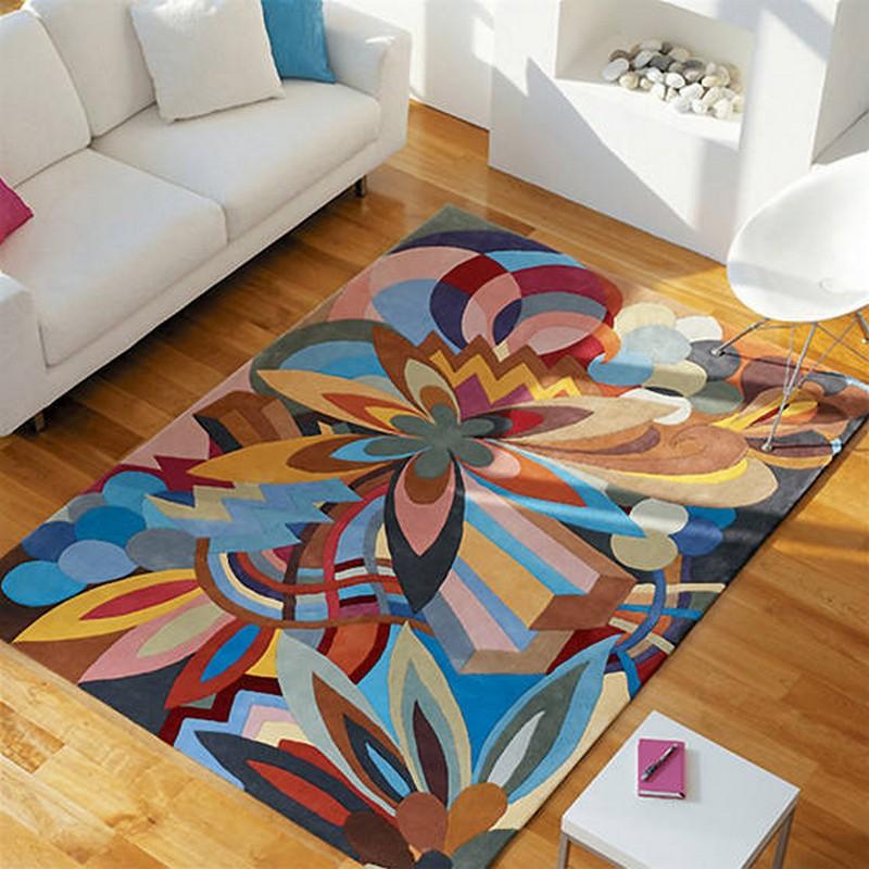 tapis dans les idées de photo intérieur