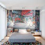 tapis dans la décoration photo intérieure