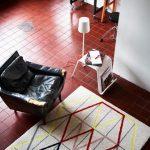 tapis dans les options de photo intérieur