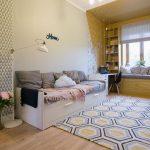 tapis dans la photo de la décoration intérieure