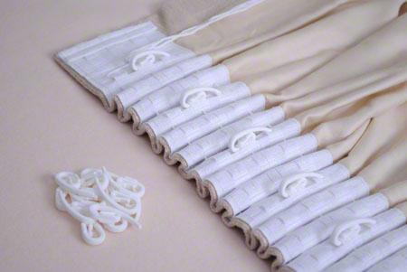crochets pour rideaux photo decor