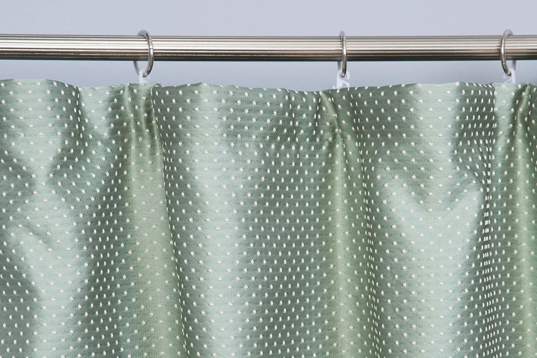 crochets pour rideaux photo clair