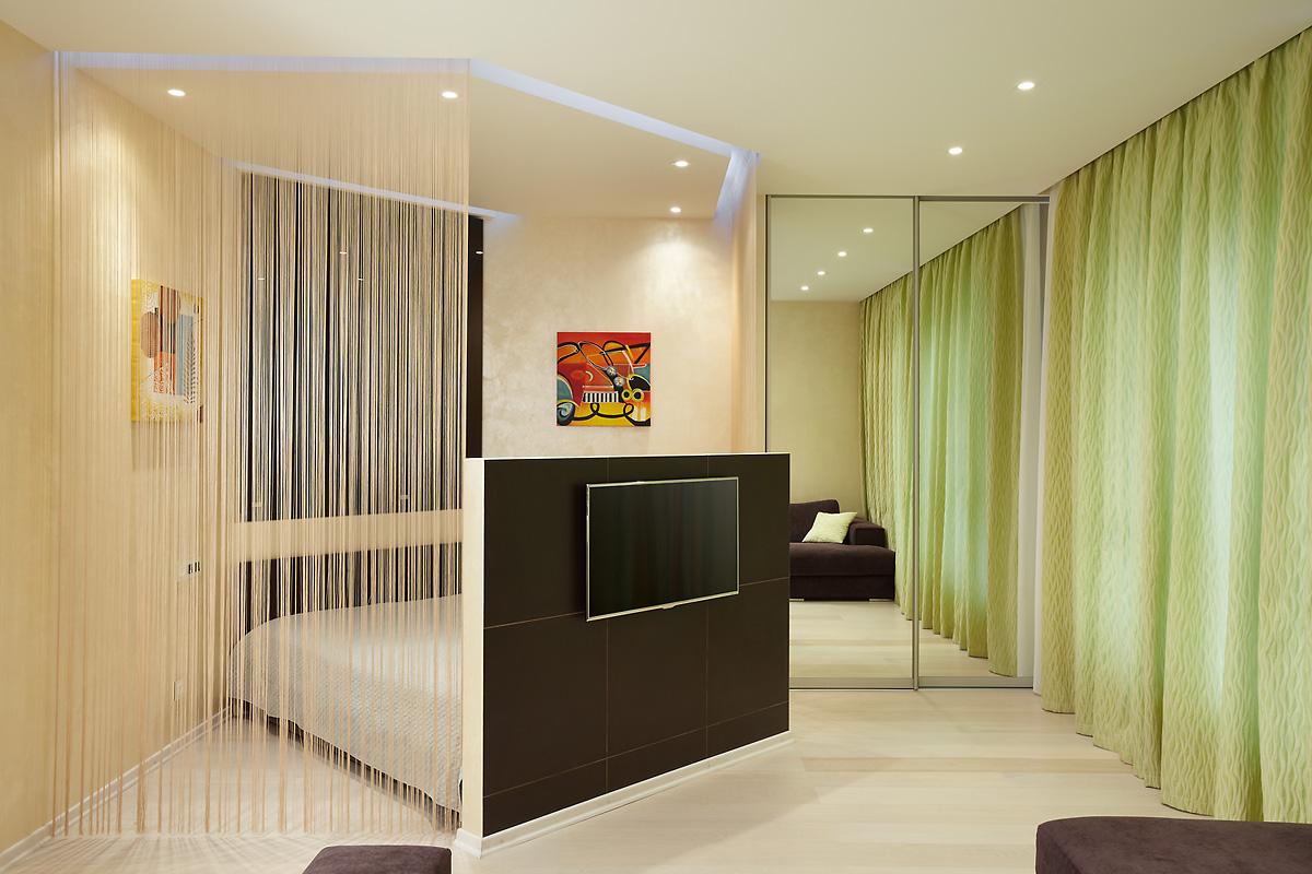 niche pour rideaux dans les idées de conception de plafond tendu