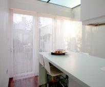 idées de design de rideaux de coton