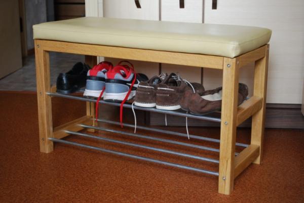 étagères à chaussures photo design