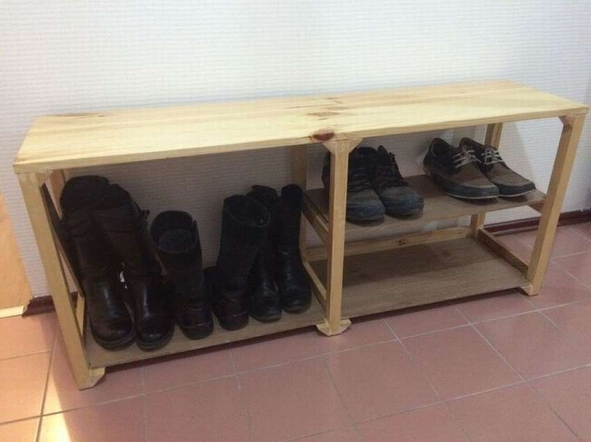 étagère à chaussures photo