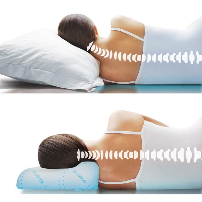 orthopedisch kussen om te slapen