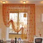 idées de décoration aimant rideau