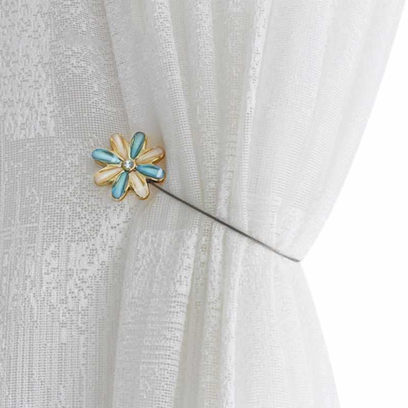 aimant pour la conception des rideaux