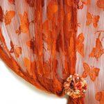 aimant de ramassage pour idées de décoration de rideaux