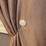punaises aimants pour la conception de rideaux