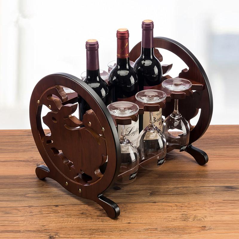 porte-bouteilles de vin