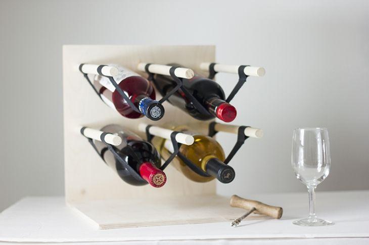 casier à bouteilles de vin
