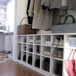 stand de chaussures photo décor