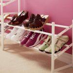 stand pour des idées de conception de chaussures