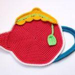 support tricoté à chaud