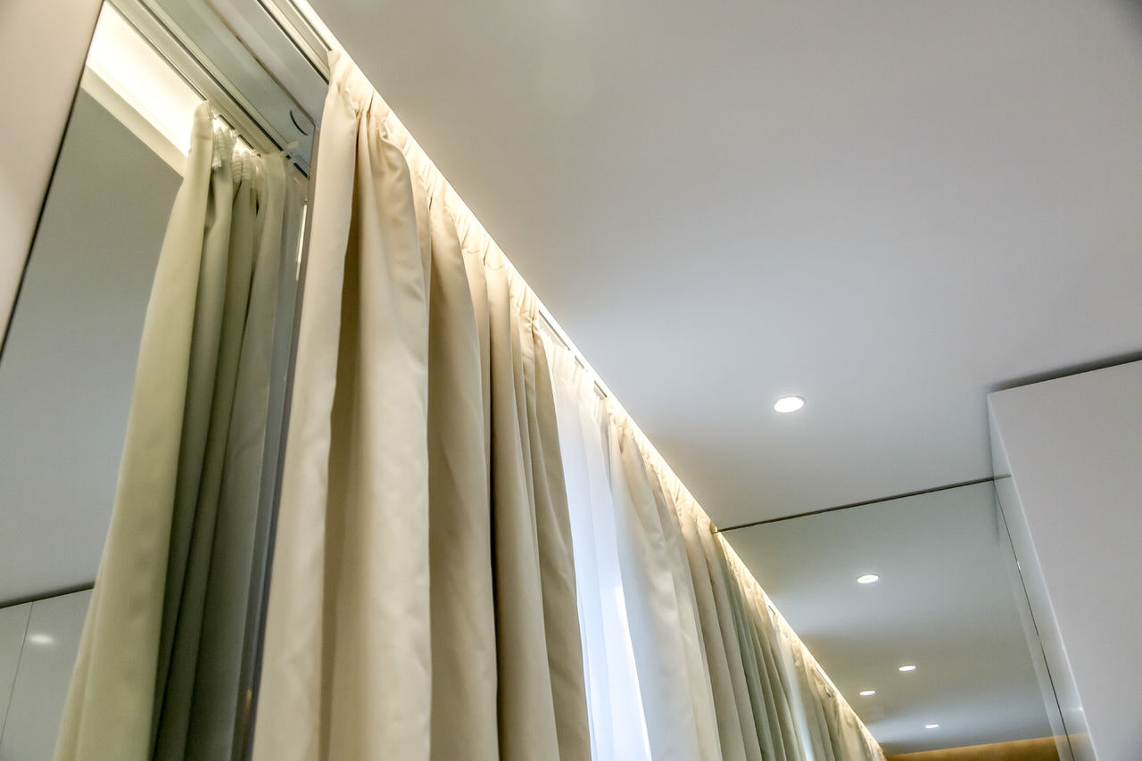 souligner les idées de photo de rideaux