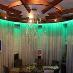 Éclairage de rideau de LED