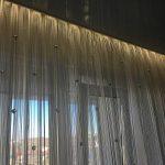 Options d'éclairage par rideau à LED