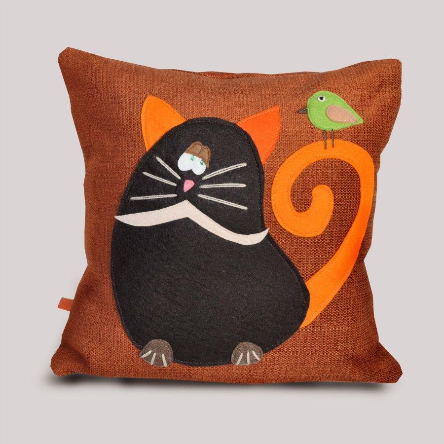 kussen kat ontwerp