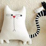 hoofdkussen kat soorten foto