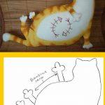hoofdkussen kat foto soorten