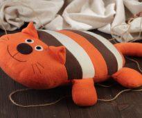 tyyny kissan suunnittelu ideoita