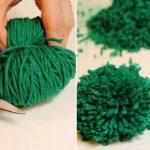 tapis de pompons comment faire