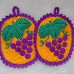 raisins au crochet