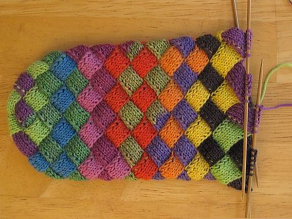 clou à tricoter