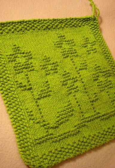 détenteurs de tricot à la main