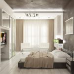 idées de plafond et rideaux