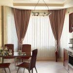 idées de plafond suspendu et de rideaux